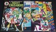 The Mighty Crusaders 1 2 3 4 5 Red Circle / Archie 1983 Vintage