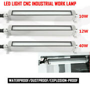 10-40w Led Cnc Industrial Work Lamp For Milling Router Lathe Machine Workshop