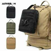 First Aid Bag Molle Pouch Medical Bag Utility Holder Tactical Military Camping