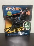 Realtech Spynet Night Vision Goggles Featuring Real Night Vision Technology New