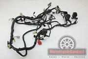 04-05 Cbr 1000 Main Engine Wiring Harness Electrical Wire Motor
