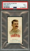 1888 N28 Allen And Ginter Mike King Kelly Psa 3.5
