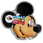 Mickey Mouse Clubhouse Cake Pan Disney Wilton Minnie New With Instructions