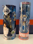 Doctor Who Sonic Screwdriver River Song + 12th Doctor Brand New
