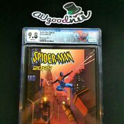 Cgc 9.8 Spiderman 2099 1 White Pages / Foreman Variant Cover , Cbcs