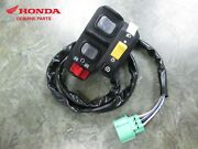 Genuine Honda Push Button Shift Switch 500 Foreman Es And Rubicon 2005-2006 Models
