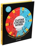 Guitar Chords Wheel A Fast-track Guide To Mastering Chords - Very Good