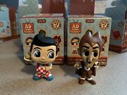 Funko Mystery Mini Ad Icons Count Chocula And Frischs Big Boy New Out Of Box
