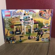 Lego Friends 41367 Stephanieand039s Horse Jumping Set Brand New Sealed