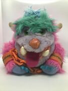 Vintage My Pet Monster Wogster Rare 1986