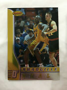 Shaquille Oneal Bowmans Best 1996-97 Los Angeles Lakers Basketball Card