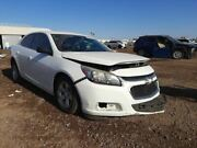 Driver Front Door Vin 1 4th Digit Limited Express Down Fits 14-16 Malibu 392461