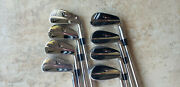 Excellent Condition Custom Build Nike Vrii Pro Forged 3-pw Irons Kbs Tour 130x