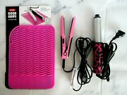 Remington 1 Curling Wand Revive Beauty 1/2 Flat Iron Straightener Travel Size