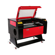 Us Stock 700mm X 500mm 80w Co2 Laser Engraver And Cutter Machines