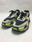 Balenciaga Secondhand Low-cut Sneakers//triple Trainers V2/533888/suede/ Shoes