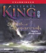 The Dark Tower Vi Song Of Susannah - Audio Cd By King, Stephen - Very Good