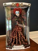 Disney Store Alice Through The Looking Glass Red Queen Limited Edition Doll Nrfb