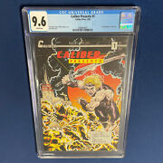 Caliber Presents 1 1989 Cgc 9.6 James Oandrsquobarr 1st Appearance The Crow