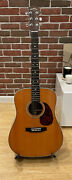 Vintage Sigma Dr-28h Acoustic Guitar For C.f. Martin Solid Wood And Made In Japan