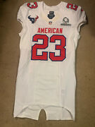 Nike Team Issued Arian Foster Houston Texans 2012 Nfl Pro Bowl Jersey Game