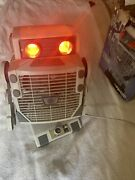 Vintage 1986 Robeson Robo The Fan Space Age Oscillating Robot Fan.2 Speed/works