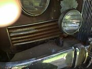 Packard 1942 Side Grill Pair