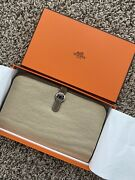 Hermes Wallet For Man/women Dogon Duo Store 2500+tax