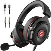 50xeksa E900 Gaming Headset Pc Headset With 7.1 Surround Noise Cancelling Mic