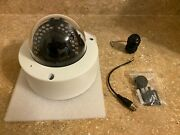 Eight 8 Vi-m-4340-vt Visualint 4mp Ip Dome Outdoor Cameras With Mounts