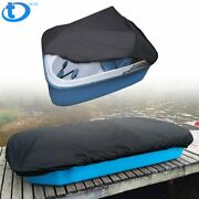 Pedal Boat Cover 420d Waterproof Pedal Boat Mooring Cover Fits 3 Or 5 Person