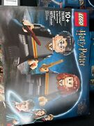 Lego 76393 Harry Potter And Hermione Granger™ Free Shipping In Hand