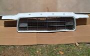 1973 Ranchero Header Panel And Grill Oem 73 Ford Gran Torino Ask First 4shipping