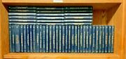 Br Lot Of 55 Agatha Christie Mystery Collection Hc Bantam Leatherette Books Wow