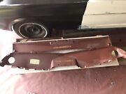 1965 Ford Mustang Nos Front Rear Valance Panels C5zz-17a939-a C5zz-6540544-b