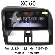 Car Multimedia Player Stereo Gps Radio Android Screen For Volvo Xc60 20092017