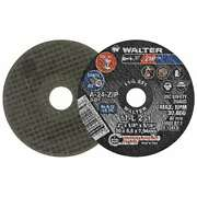 Walter 11l231 2x1/4x5/16 Zip Steel And Stainless Cut-off Wheels Grit A24 25 Pack