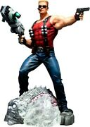 Sideshow Collectibles Duke Nukem Forever Statue Figure Exclusive Hot Toys Prime1