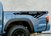 Toyota Tacoma Sr5 Off Road Side Vinyl Decals Stickers Graphics Stripe