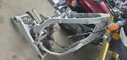 2013 Honda Crf250 Crf250l Frame With Title