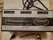 Dual Pro Professional Series Ps3 Battery Charger 3 Bank - 15a