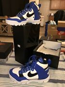 🤍💙🤍💙 1 Of 1 Nike Sfb Jungle Dunk Undercover Ds 11 Factory Flaw