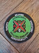 Very Rare Authentic Area 51 Patch Brand New Extremely Hard To Find Cia