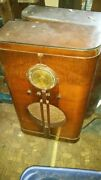 Antique Radios Grundig And Philco Made In Germany Collectible