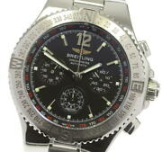 Breitling Hercules A39362 Chronograph Gray Dial Automatic Menand039s Watch_618615