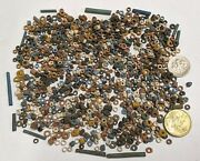 More Than A Thousand 2500 Year Old Ancient Egyptian Faience Mummy Beads U187