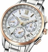 2021 New Citizen Exceed Cc4034-57a Eco-drive Menandrsquos Watch From Japan