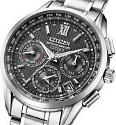 2021 New Citizen Exceed Cc4030-58e Eco-drive Menandrsquos Watch From Japan
