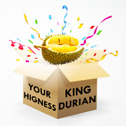 Surprise Assorted Durian King Of Fruit Assortment