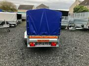 Brand New 2021 Model 6.7x 3.7 Single Axle Temared Eco Trailer With Frame And Cov